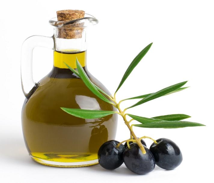 A aceitera olivas