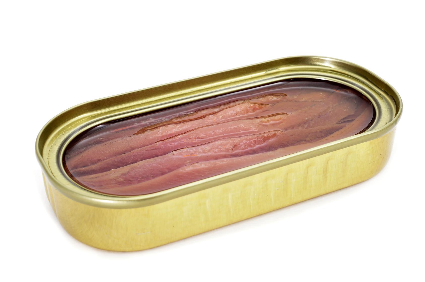 A anchoas conserva 2