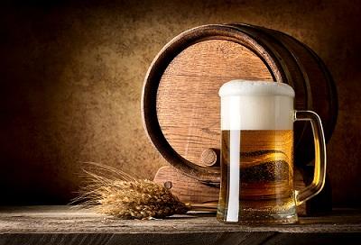 A cerveza cebada red