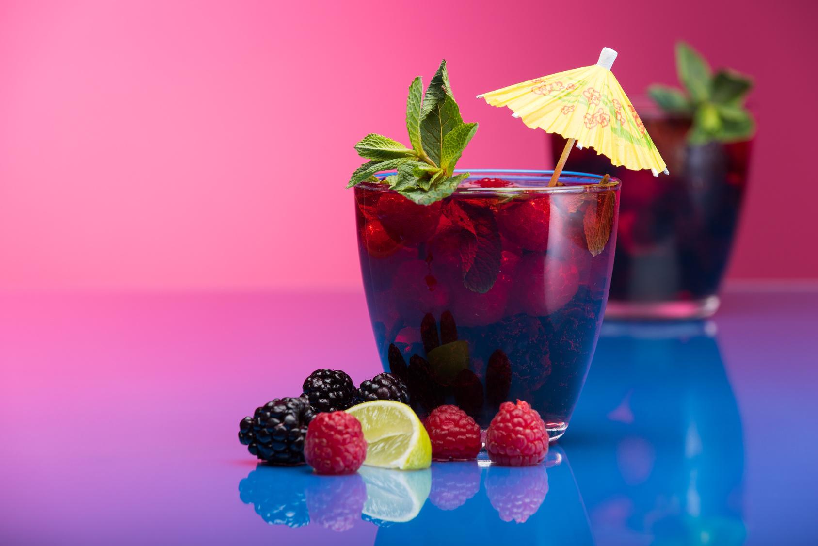 A coctel fruta
