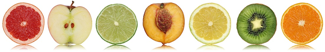A frutas bodegon red
