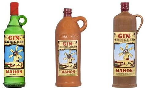 A ginebra menorquina red