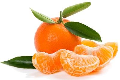 A mandarina red