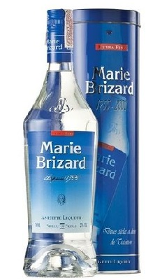 A marie brizard red