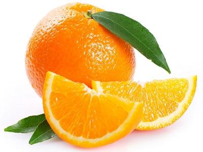 A naranja red
