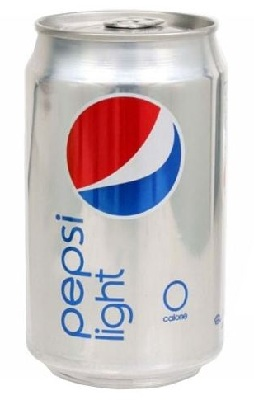 A pepsiligth red
