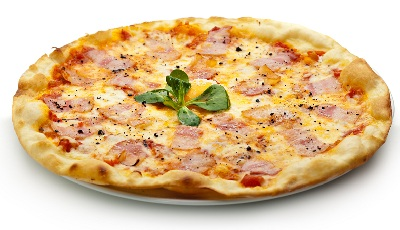 A pizza