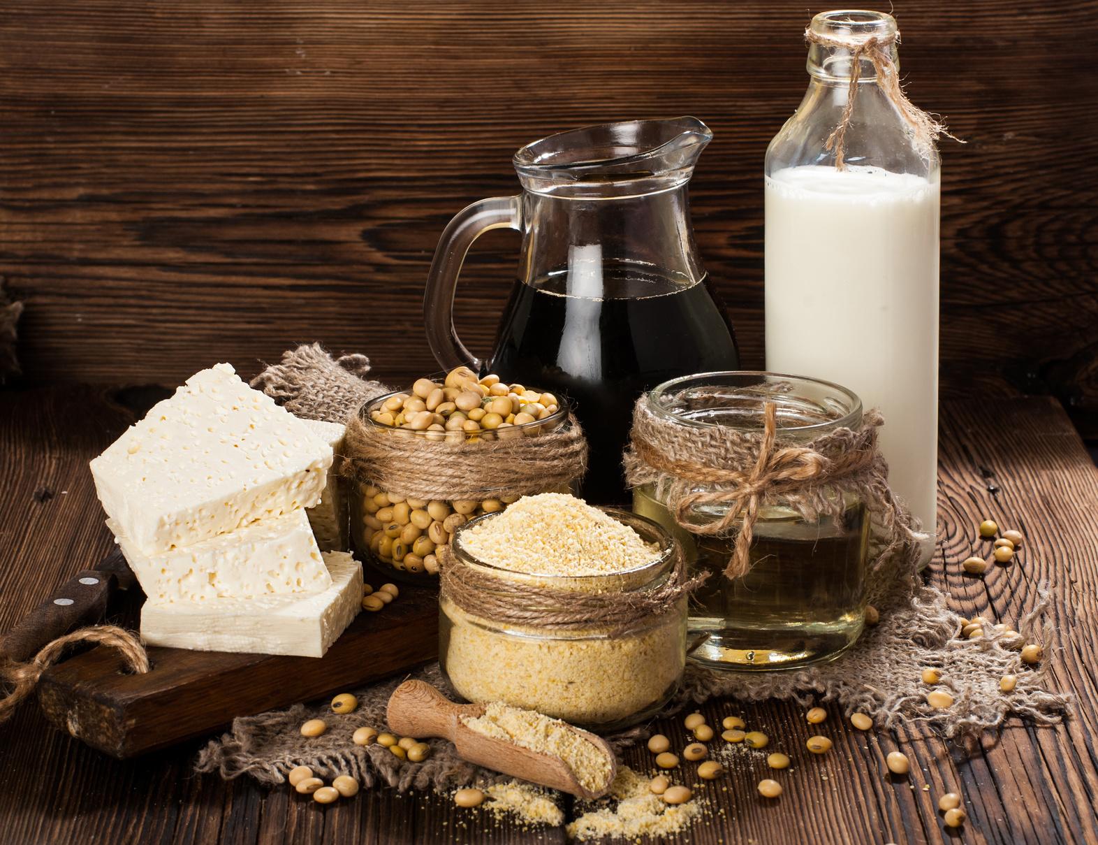 A productos soja