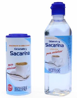 A sacarina