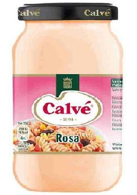 A salsa rosa industrial