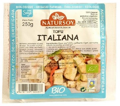 A tofu italiana red