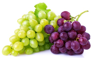 A uva red