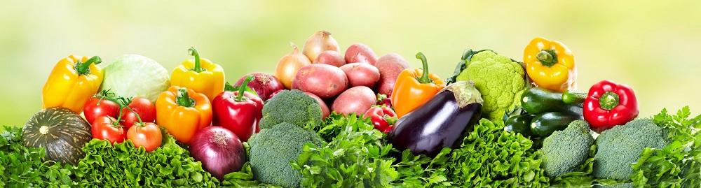 A verduras crudas cocinadas red