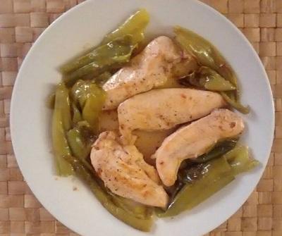 Carne frita Solomillo