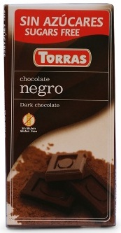 Choco Torras negro sin