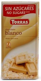 Choco mto blanco SIN