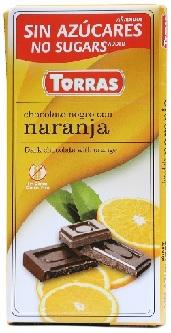 Choco mto naranja SIN