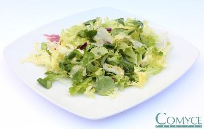 Guarnicin ensalada verde 2