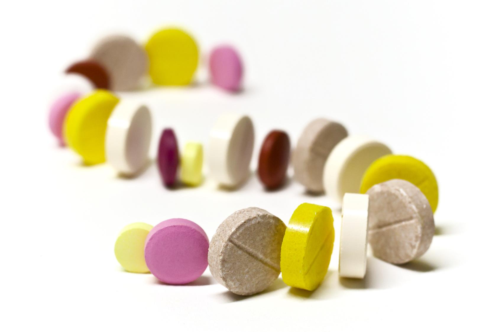 M medicamentos