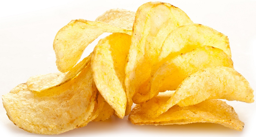 M patatas chips