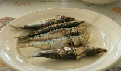 Pescado otras sardinas sal