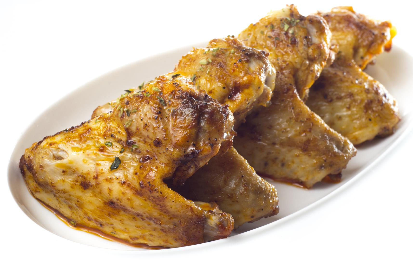 R alitas pollo horno