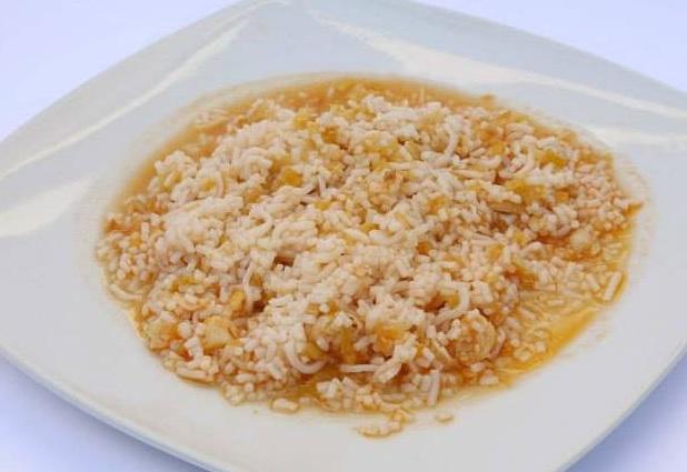 R arroz bacalao RED