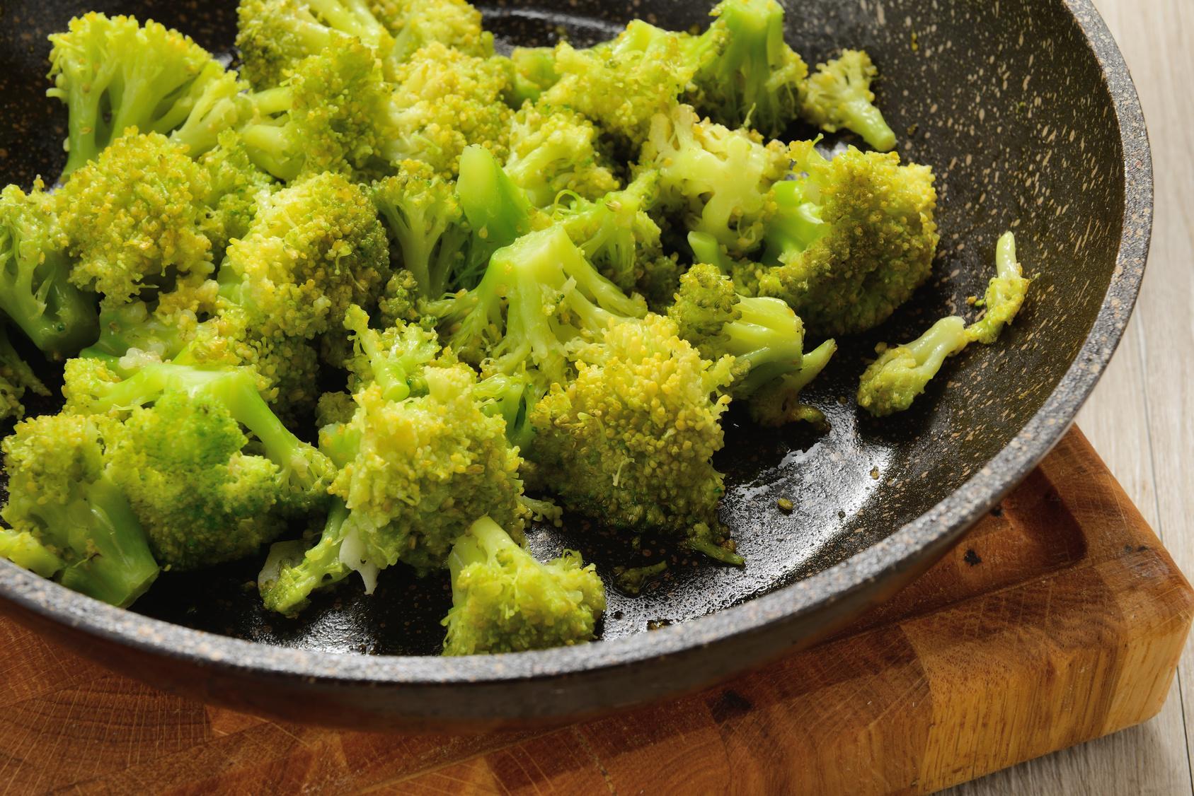 R brocoli sofrito