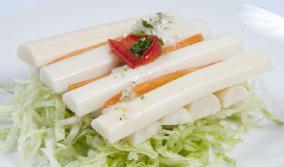 R ensalada palmitos