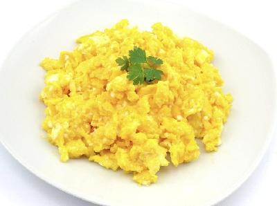 R huevos revueltos