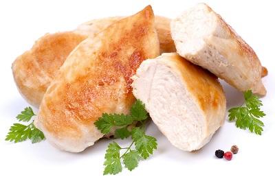 R pechuga pollo plancha