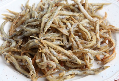 R pescaditos fritos