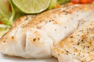 R pescado cocido rd