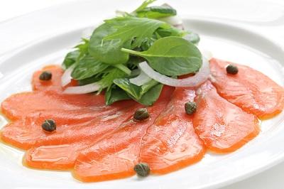 R salmon ahumado