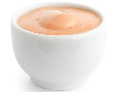 R salsa rosa