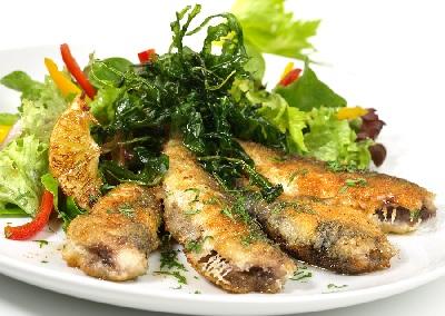 R sardinas rebozadas