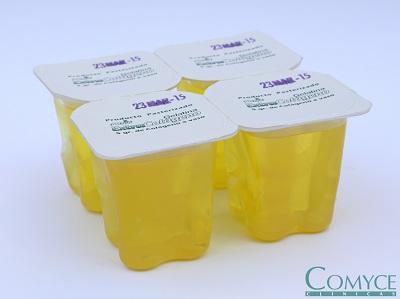 gelatina yelifrut limon